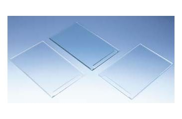 C.B.S. Scientific Glass Plate Set 20CM X 102CM SGP20-100