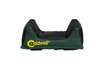 Caldwell Deluxe Universal Wide Bench Rest Forend Filled Front Rest Bag
