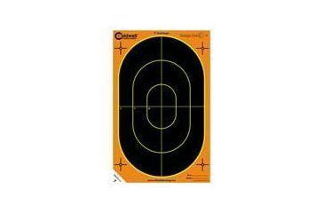 1-Caldwell Orange Peel Oval Targets