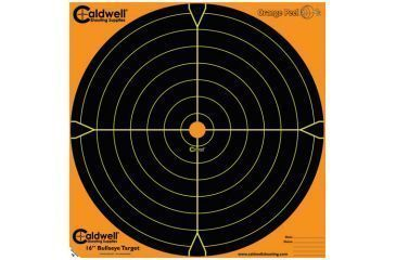Caldwell Orange Peel Sight-In Paper Targets,16 inch 5 sheets 495253