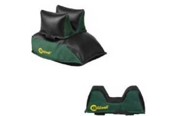 Caldwell Universal 4-Bag Set, Includes Narrow, Medium, Wide Front Bags, and Rear Bag, Unfilled
