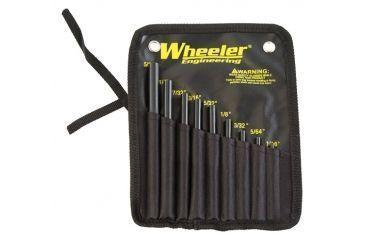 2-Wheeler Fine Gunsmith Equipment Roll Pin Starter Set