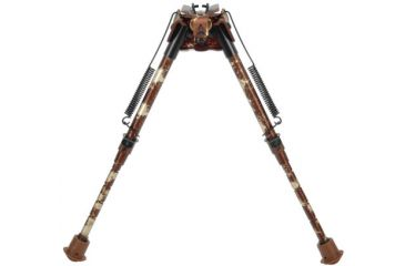 Caldwell XLA 9-13in. Bipod – Pivot Model, Camo 445033