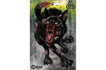 Caldwell ZTR Zombie Flake-Off Wolf, 8 pk 791403