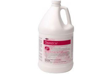 Caltech DISPATCH Cleaner/Disinfectant with Bleach, Caltech 68978 Refill Bottles 3.8 L (1 gal.)