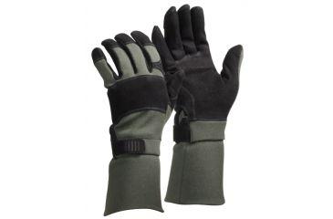 Camelbak Max Grip NT Gloves Sage Green Sleeve XL MX06-11