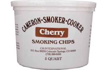 Camerons Products Smoking Chips, 5-Quart, Cherry 111956