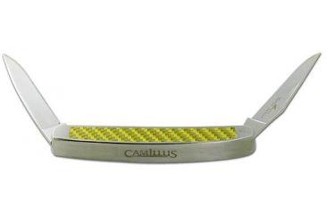 Camillus Knives Yello-Jaket 2 Blade Muskrat CM19057