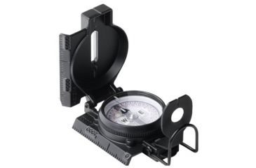 Cammenga S.W.A.T.Black Tritium Lensatic Compass, Box 166748