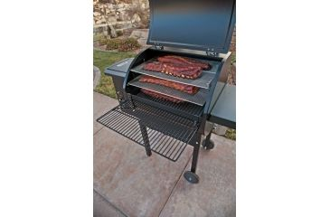 3-Camp Chef Pellet Grill & Smoker Collapsible Front Shelf