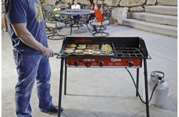 2-Camp Chef Tahoe Stove