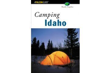 Camping Idaho, Randy Stapilus, Publisher - Globe Pequot Press