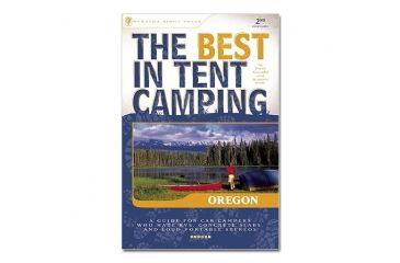 Camping Oregon 2nd Ed, Falcon, Publisher - Globe Pequot Press