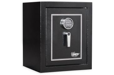 Cannon Safe Home Guard H4 Electronic Safe, 24x20x17in - Hammertone Black/Chrome H4-H1HEC-13