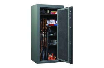 Cannon Safe 60-Minute Fire Protection 36-Gun Safe OP6040HR - Open (NOTE: CONTENTS NOT INCLUDED!)