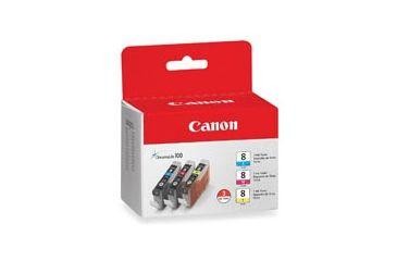 Canon CLI-8 3 Color Ink Tank 0621B016