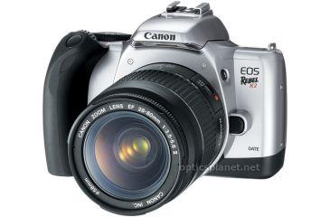 canon eos rebel k2 35mm slr camera free shipping over 49 rh opticsplanet com