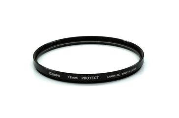 1-Canon UV 77mm Filter Protector
