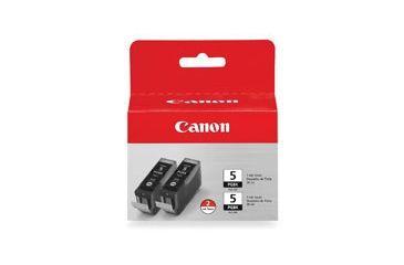 Canon PGI-5 Black Twin Pack 0628B009