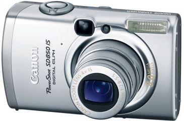 Canon PowerShot 8.0 MP Digital ELPH SD850 IS Digital Camera 2047B001