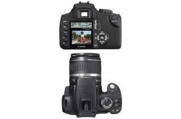 Top/Back view of Digital Rebel XT Camera