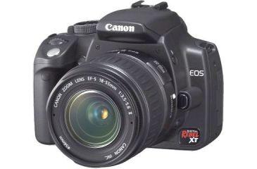 Canon Digital Rebel XT Camera 8MP Digital SLR Camera