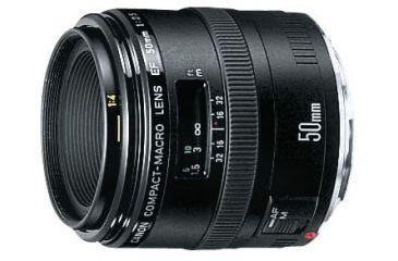 Canon Compact Macro Lens EF 50mm f/2.5