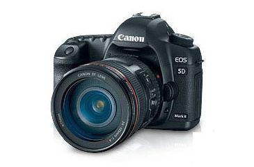 Canon EOS 5D Mark II Digital SLR Camera Kit