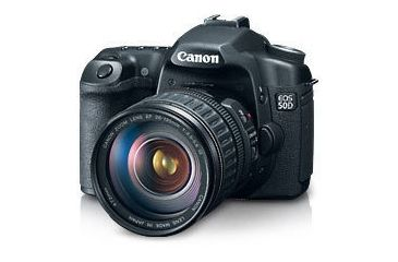 Canon EOS 50D 15.1 MegaPixel Digital Camera w/ 3 inch Clear View LCD