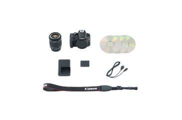 Canon EOS Rebel SL1 18-55mm IS STM Kit - Body & Lens, Black 8575B003