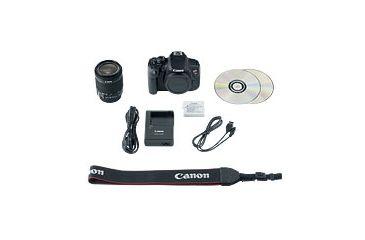 Canon EOS Rebel T5i 18-55mm IS STM Kit - Body & Lens, Black 8595B003