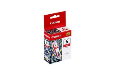 Canon BCI-6 Red Ink Tank 8891A003