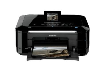 Canon PIXMA MG8120 Wireless Photo All-In-One Ink Jet Printer 4504B002