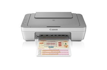 Canon PIXMA MG2420 Printer, White 8328B002