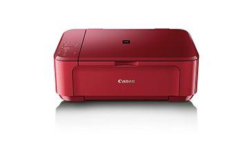 Canon PIXMA MG3520 Printer, Red 8331B040