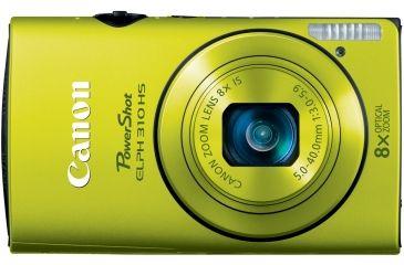 2-Canon PowerShot ELPH 310 HS Digital Camera