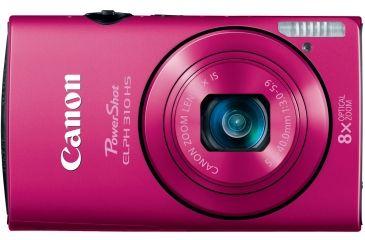 5-Canon PowerShot ELPH 310 HS Digital Camera