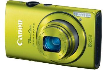 12-Canon PowerShot ELPH 310 HS Digital Camera