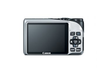 Canon PowerShot A2200 14.1 MP Digital Camera, Silver