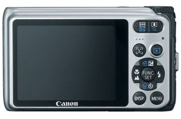 Canon Power Shot A 3000IS Digital Camera w/ 2.7inch LCD
