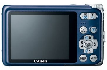 Canon PowerShot A-3100 IS Camera Kit - Blue