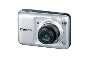 Canon PowerShot A800 10 MP Digital Camera, Silver 5027B001