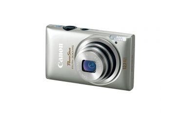 Canon PowerShot ELPH 300 HS 12.1 MP Digital Camera, Silver 5095B001