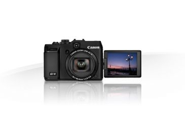 Canon PowerShot G1 X Digital Compact Camera 5249B001