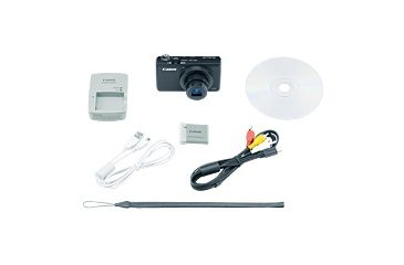 Canon PowerShot S-95 Digital Camera - with included accessories