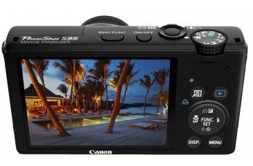 Canon Power Shot S95 Compact Digital Camera