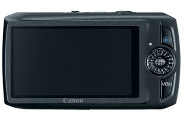 Canon PowerShot SD 4000 IS ELPH Black Digital Camera Kit