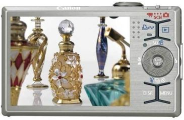 Canon PowerShot SD790IS - 3.0'' LCD