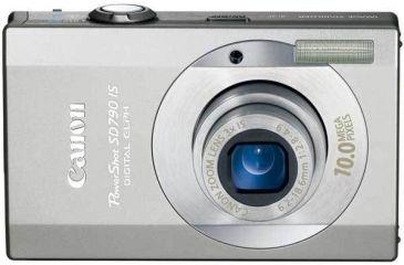 Canon PowerShot SD790IS Digital ELPH Camera - 10MP, 3x Optical Zoom, 3.0'' LCD 2554B001 w/ Free S&H