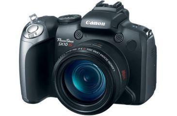 Canon Powershot Digital Camera SX10 IS - 10MP w/ 2.5 inch Vari - Angle LCD 20x Optical Zoom - 2665B001